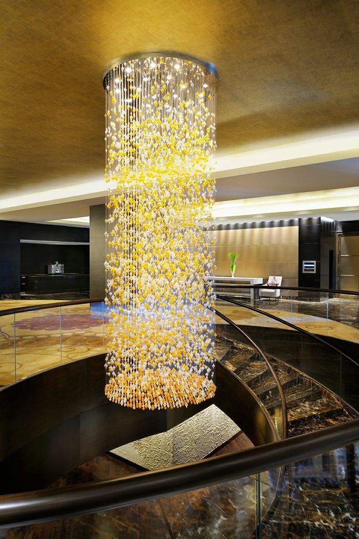 Park Hyatt Luxury 5 Star Hotel In Hyderabad India Hotel Interior Design Architecture