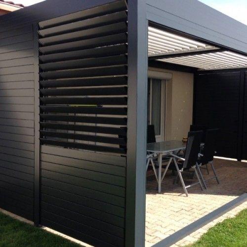Bioclimatic Pergola, sun-blind innovation | Solisysteme - Outdoor living