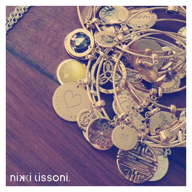 Last photo shoot for the #NikkiLissoni #AW2014 collection was soooo much fun! There will be lots and lots of new Nikki Lissoni jewelry in stores very soon. Highlights for this season are: bangles with charms, rings with interchangeable coins and coins with inspirational quotes and sparkling designs. Can't wait to see all of my latest designs in stores! How about you? -xx- Nikki