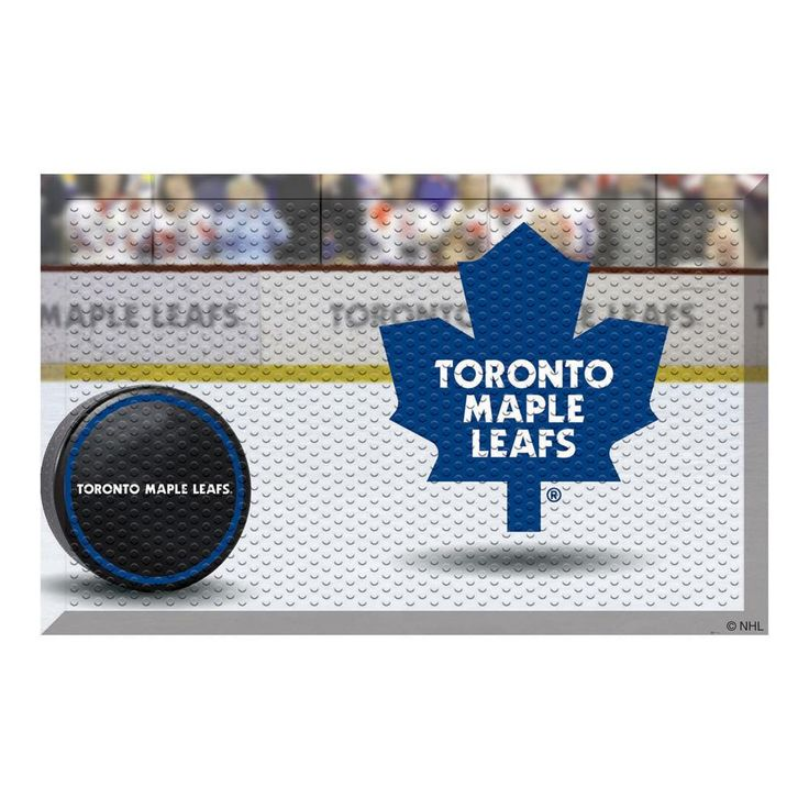 Toronto Maple Leafs Home Floor Mat