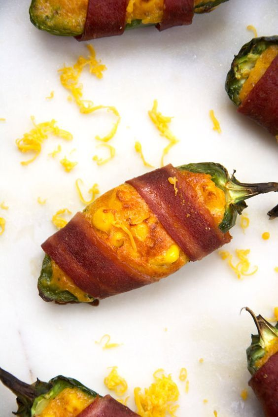 how to make cream cheese stuffed jalapeno peppers
