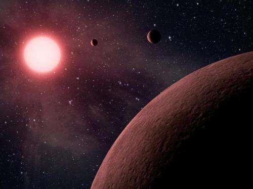 Searching for water in the atmosphere of a Neptune-mass exoplanet HAT-P-26b