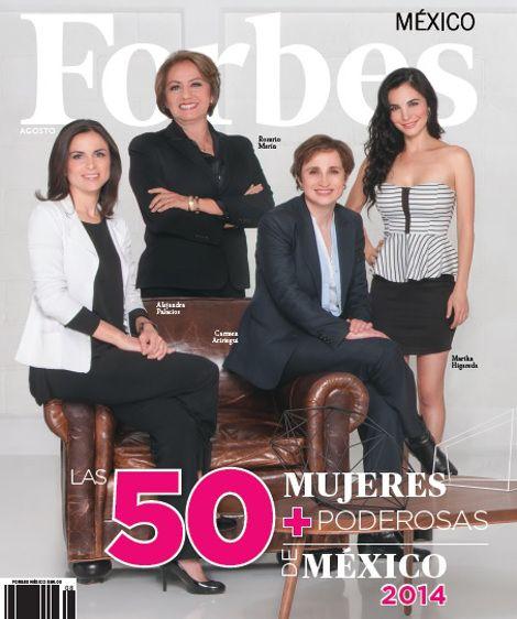 La Lista Forbes de las mujeres más poderosas en México