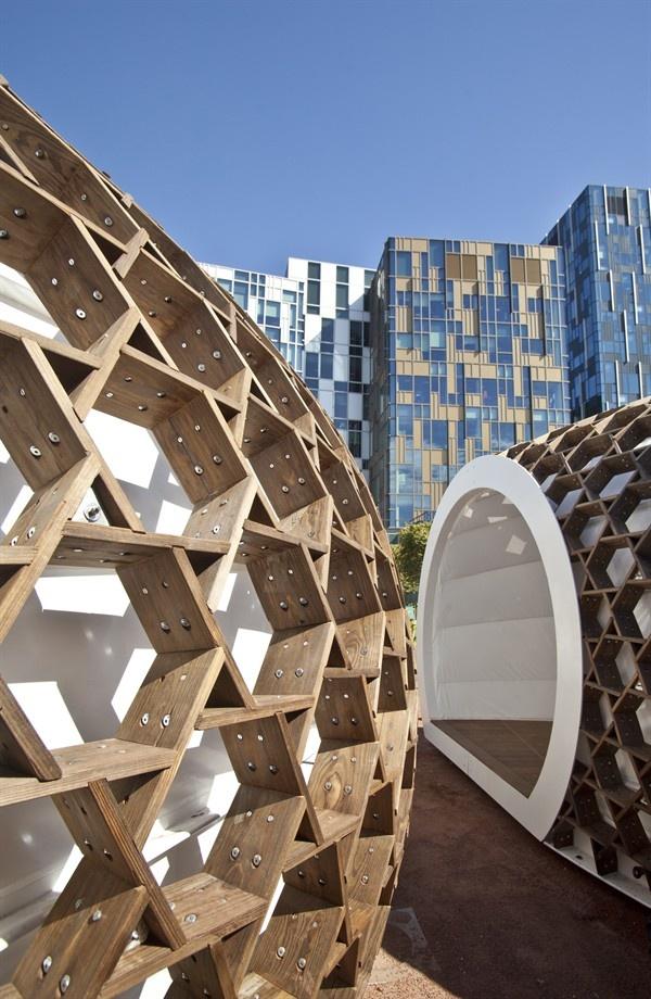 Pavilion Architecture | London | The Pavilion Pod