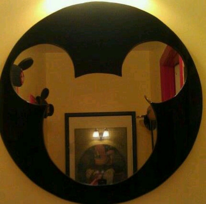 My Mickey Mirror my husband and I did for my Mickey Bathroom. We will be happy to make you one for $150 +shipping. I decided to make my own when ones very similar were any where from $300-$400 dollars and cheaply made so I set out to make one and I did for about $150. I don't make any thing by making them I only wish to share the magic of the mouse and hope it makes you smile as it does me. It's not a small mirror it is near 3 ft across just shy maybe a inch or two If you decide you would…