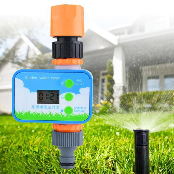 Pin On حسن, Garden Hose Timers