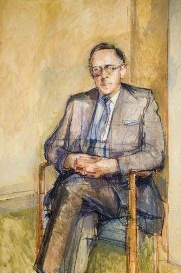 William Coldstream (1967) Sir Trenchard Cox (1905–1995)