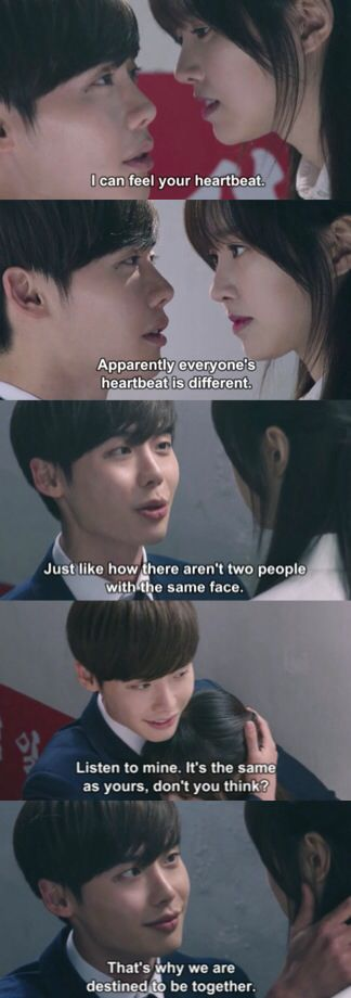 These dramas are making me use the word destiny a lot more #dramaland #destiny #doctorstranger