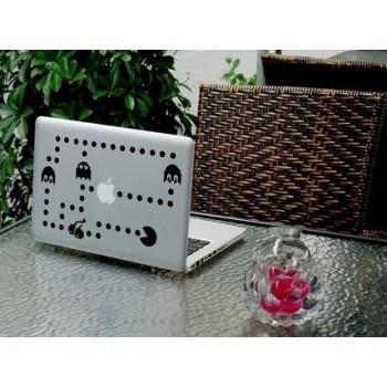 Sticker Pac Man et Fantômes pour MacBook