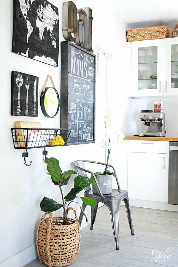 Duplicate these stylish wall decor ideas to bring your empty ...