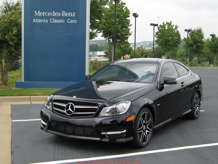 Nice mercedes c coupe white car images hd mercedes c coupe for Nice mercedes benz