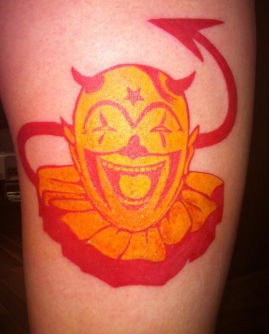13 Dark Carnival Tattoos Pinterest Carnivals And