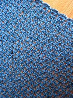 Scialle Strega salomon knot