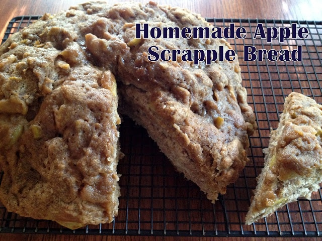 Kate reminded me of Apple Scrapple from Great Harvest in Evanston and oh my god - i have to try this recipe