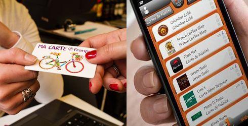 #Outils #Organisation #GekekJ'ai testé les applications mobiles gratuites pour vos cartes de fidélité. Pratique !
