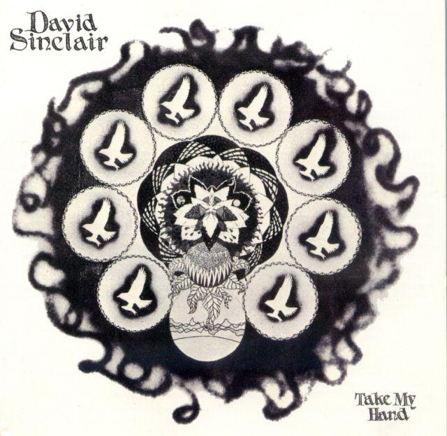 David Sinclair – Take My Hand (1973) #VinylTrails