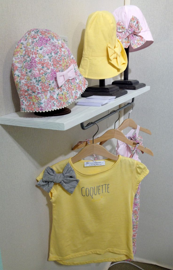 """""""Coquette"""" for appearance conscious little girls! Les Petites Choses at Playtime July 2015"""