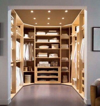 Cool Den Kleiderschrank intelligent organisieren Bilder Pl ne und Lagerideen mit Wandschr nken Die Gestaltung der Wandschr nke hat eine lange Entwicklung