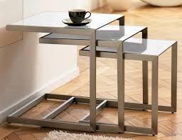 51 Best Nesting Side Tables Images On Pinterest  Nesting Tables Pleasing Side Tables For Living Room Design Decoration