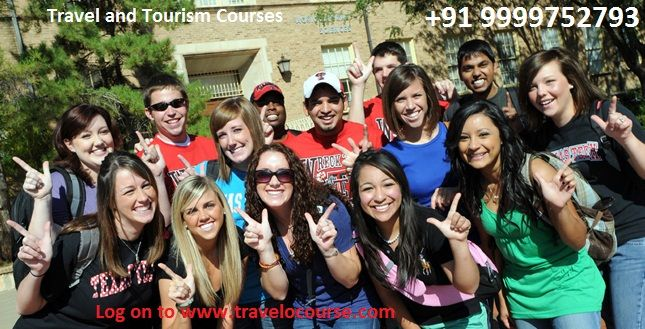 Join TravelOCourse for diploma in travel & tourism after 12th and free training after graduate. Call on 9999752793 for details.
