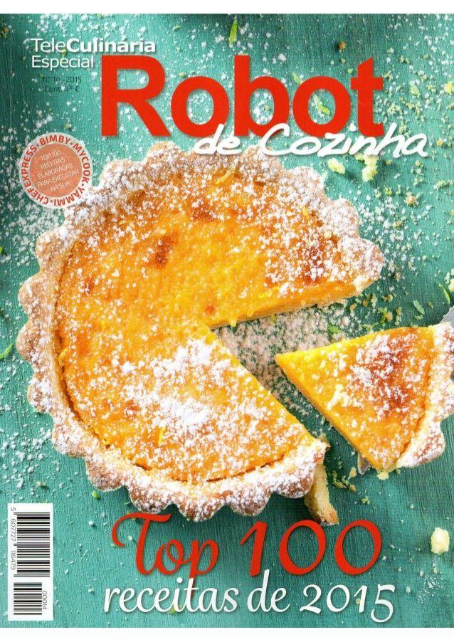 Bimby - Robot Cozinha Especial - Top 100 Receitas de 2015
