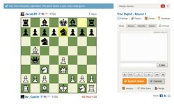 Online Turn-Based Correspondence Chess - Chess.com