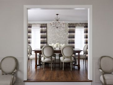 City Townhome Traditional Dining Room By Kim Scodro Interiors Of Chicago Chairs Vanguard