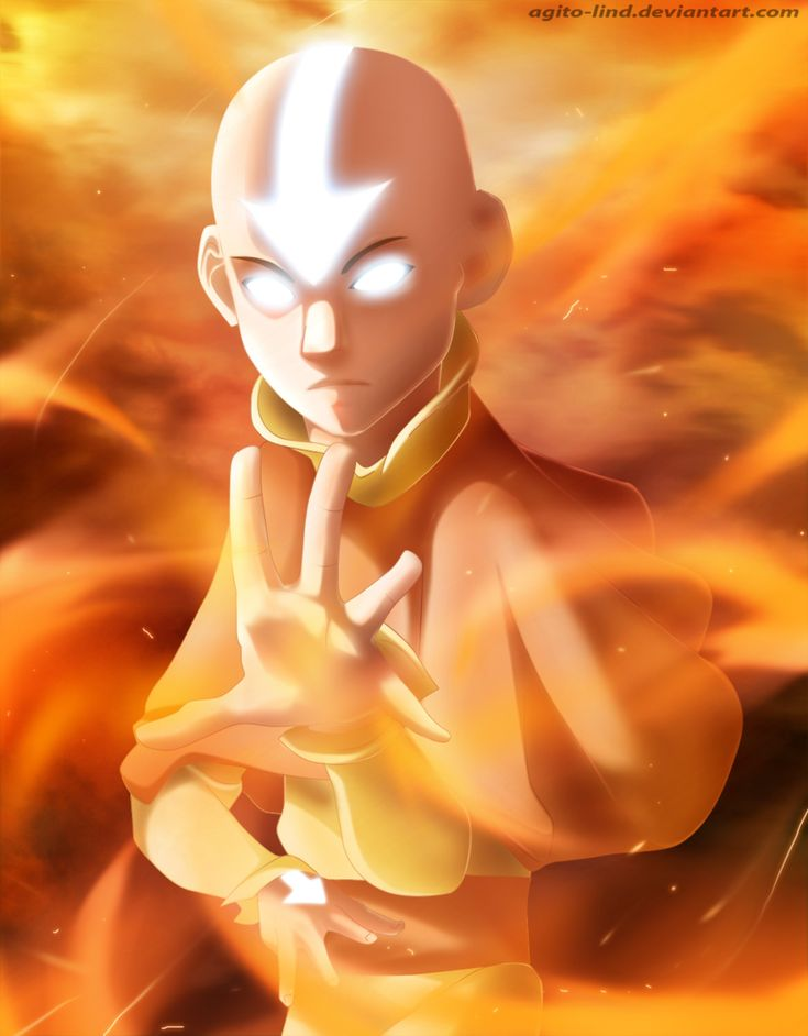 Avatar Aang by aagito.deviantart.com on @DeviantArt