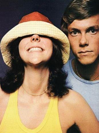 The Carpenters -- Richard and Karen
