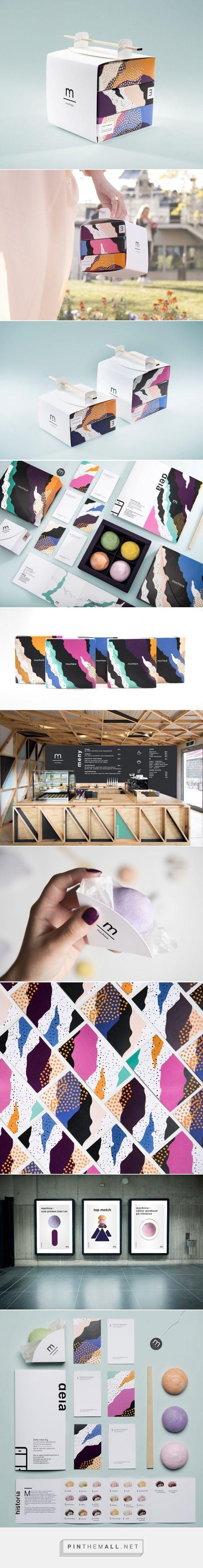 Mochiice Branding by Natasha Frolova | Fivestar Branding – Design and Branding Agency & Inspiration Gallery