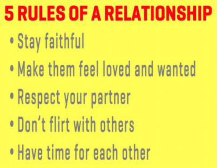 dating rules don work A community of people looking for real connections membership is free.