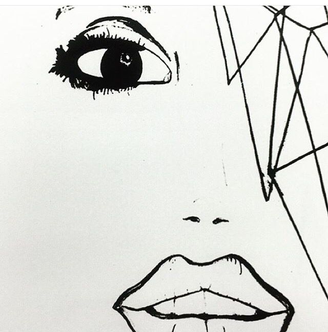 "Detalle Serigrafía ""autental"" 2015"