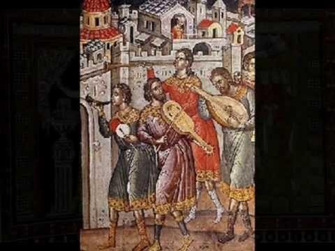 Muizica bizantina instrumentala- Instrumental byzantin music.wmv