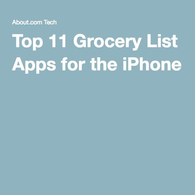 The 25+ best Grocery list app ideas on Pinterest Grocery - grocery list