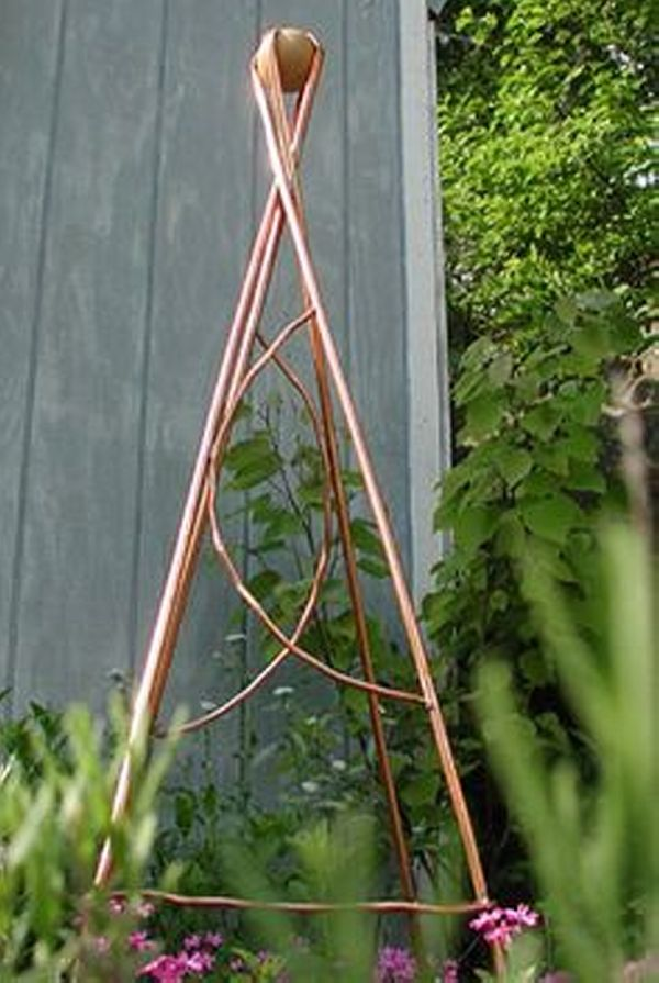 151 Best Trellis Images On Pinterest Garden Trellis