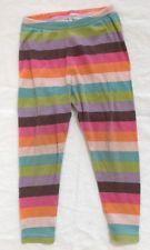 Carter's Baby Girls Cotton Rainbow Striped Leggings 24 M