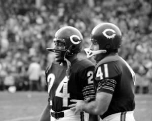 Rosey Taylor and Brian Piccolo