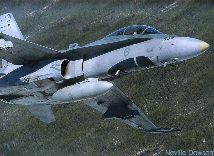 F 18 canadian false cockpit