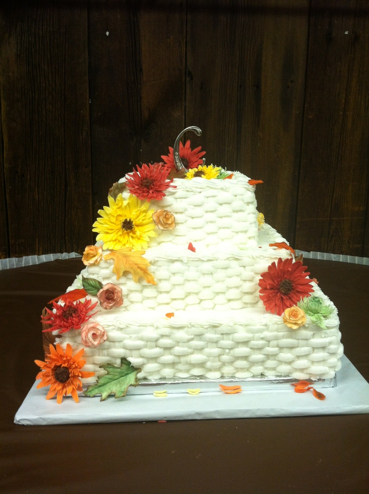 autumn wedding cake images 137 best images about fall wedding cakes on 10905