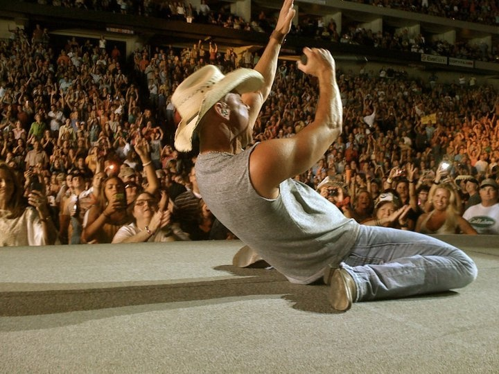 The Kenny Chesney Channel. Add it to your list of channels.