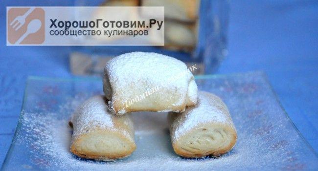 """Печенье """"Выручалочка""""  Автор: Людмилa Семенюк"""