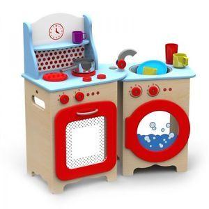 23 best cuisine en bois pour enfant images on pinterest for kids kitchens and wooden kitchen. Black Bedroom Furniture Sets. Home Design Ideas