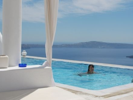 Hotel Homeric Poems Santorin Greece