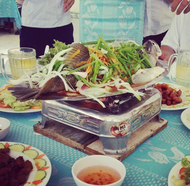 VIETNAM - Mui ne . Fish
