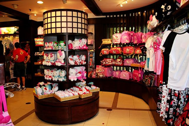 Keys to the Magic Travel: Epcot's Mitsukoshi Department Store (or why Iove Japan in the World Showcase, part III)