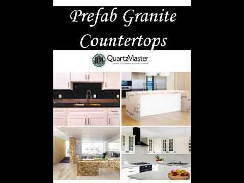 Quartz Masters Are The Leading Fabricator Of Prefab Granite Countertops In  NJ. They Are Used