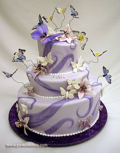 Beautiful Birthday Cakes for Girls | cake | Pinterest