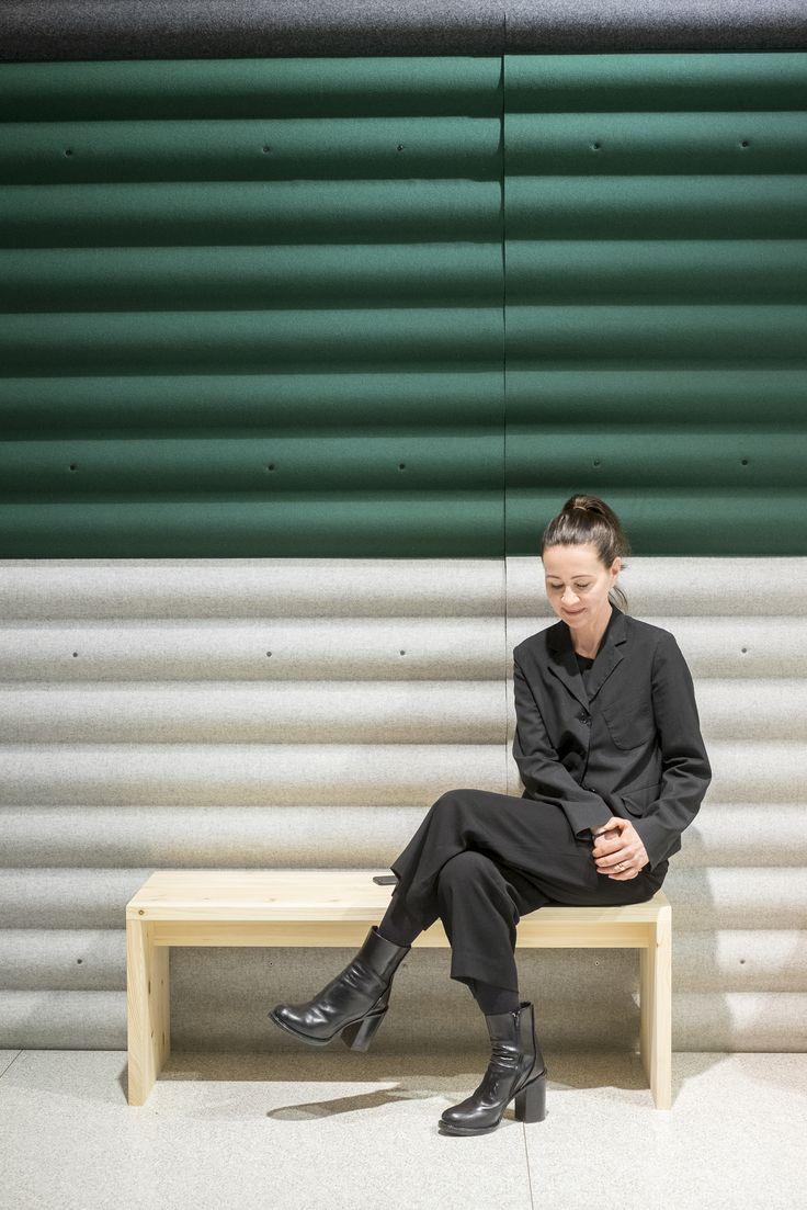 Editors' Choice 2016 - Best Product Nominee Product: Scala Designer: Anya Sebton Producer: Abstracta Foto: Gustav Kaiser