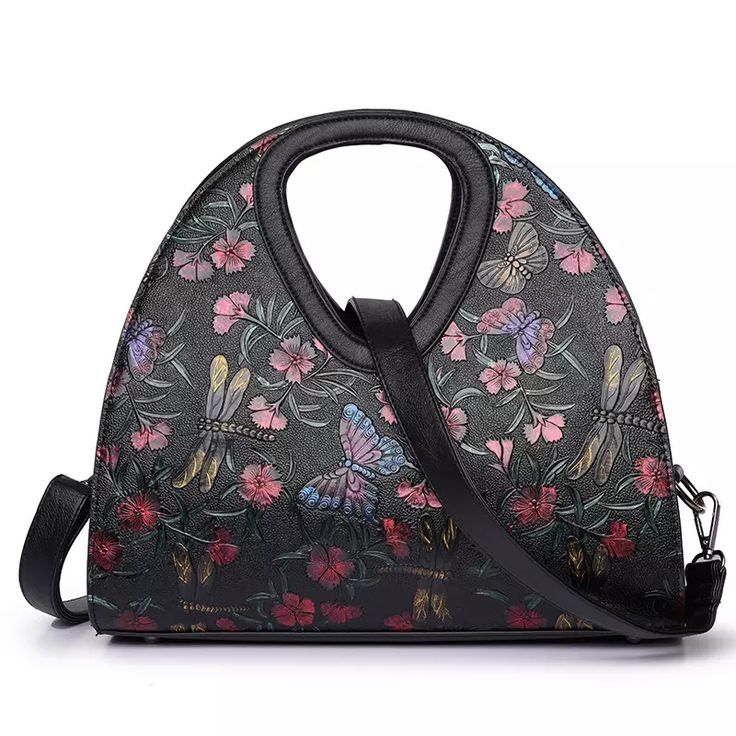 Wholesale Luxury Handbags Women Bags Designer Brand Ladies Hand Bag Sac A Main Femme De Marque Embroidered Butterfly Bag Retro Leather Bag Wholesale Purses White Handbags From Baby107, $45.05| Dhgate.Com