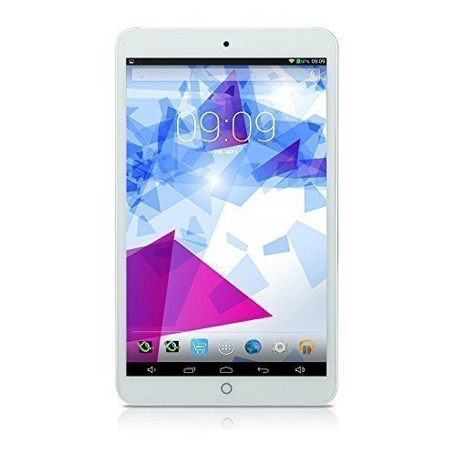 iRULU 8 inch Google Android 5.1 Lollipop Tablet PC, Quad Core, IPS Multi-touch Screen, 1280*800 Resolution, 16 GB Nand Flash - White Front with Metal Rear - Brilliant Performance  As for those who loves gaming, chating, watching movies, the tabelt offers brilliant performance. Powered by a quad-core Allwinner A64 CPU and Android 5.1 Lollipop, the tablet allows to play lastest 3D games, have stream vedio chat and watch smooth movies without any... - http://buytrusts.com/giftse